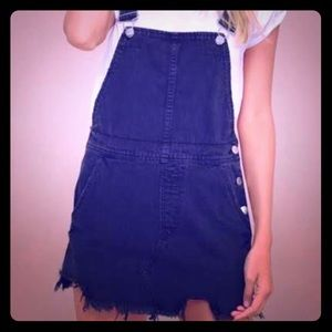 🔥Free People NWOT skirt overalls! 🔥